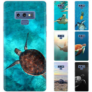 Dessana Water Turtles Protective Cover Phone for Samsung Galaxy S Note