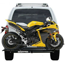 MOTOTOTE MOTO TOTE SPORT BIKE MOTORCYCLE CARRIER HITCH HAULER RACK RAMP