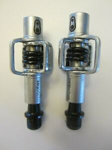 Crank Brothers Eggbeater 1 Clipless Pedals No Cleats VGC!