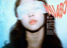 F(x)  [ NU ABO ]1st Mini Album] FX New Sealed SM KPOP