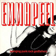 "Emma PEEL-Avenging punk rock Godfathers 7"" (1993) ex - ""Government Issue"""