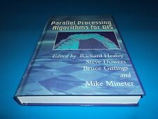 Parallel Processing Algorithms for Gis - 9780748405091 - Richard Healey, Dowers