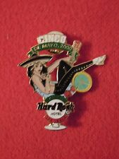 2000 Cinco De Mayo Hard Rock Cafe Hotel Las Vegas Girl Pin