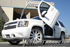 Chevrolet Tahoe 07-14 Lambo Style Vertical Doors VDI Bolt On Hinge Kit