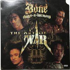 Bone Thugs-N-Harmony - The Art Of War (EX) (1997 - 2X Vinyl LP US Pressing) OOP