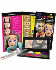 Paradise Mehron Makeup AQ Premium Makeup Kit Designs for Children  Free Shipping