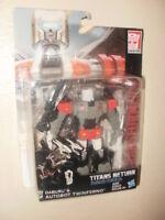 Transformers Generations Titans Return Deluxe Daburu & Autobot Twinferno