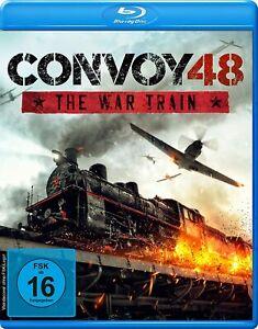 Convoy 48 - The War Train [Blu-ray/NEU/OVP]  Russisches Kriegsspektakel aus der
