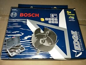 Bosch 8 piece wood holesaw kit BRAND NEW