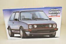 A3 1:24 FUJIMI VW VOLKSWAGEN GOLF MKI GTI 16V RABBIT MINT BOXED