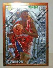1996-97 Finest #69 Allen Iverson B RC