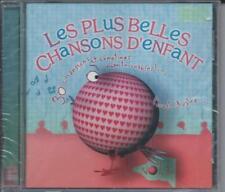 CD Les plus belles chansons d'enfant Vol 3  neuf sous cellophane