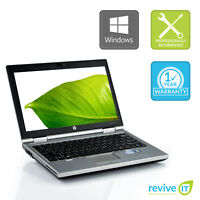 Custom Build HP EliteBook 2570p Laptop  i5 Dual-Core Min 2.50GHz B v.WAA