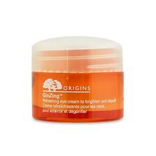 1PC Origins GinZing Refreshing Eye Cream to Brighten and Depuff 15ml Radiance
