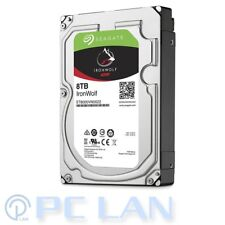 Seagate IronWolf NAS HDD 8TB 256MB Cache SATA 6G 7200RPM ST8000VN0022 3 Yrs WTY