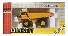 Joal Caterpillar 773-B Dumper Truck #223 Die-Cast 1:70 (MIB 1990)