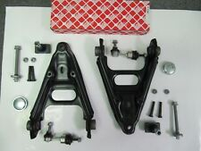 Febi Control Arm With Joint And Koppel. Smart City Coupe, Fortwo Type 450 Front
