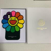 Takashi Murakami iPhone Flower Silicon Case for Xs KAIKAI KIKI Floral NEW
