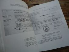 LORRAINE - EN MOSELLE RESISTANCE TRAGEDIES PENDANT 2 EME GUERRE MONDIALE WWII