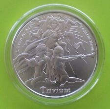 Silver Shield 2017 TRIVIUM GIRLS BU - Nude Art Round - Formerly SBSS