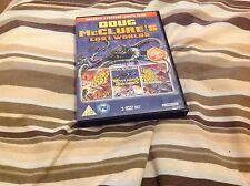 Doug McClure Lost Worlds (DVD, 2013, 3-Disc Set, Box Set)
