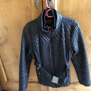anorak Gilet manteau femme Zara Woman