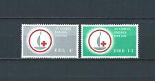 IRLANDE - 1963 YT 161 à 162 CROIX ROUGE - TIMBRES NEUFS* trace de charnière