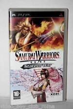 SAMURAI WARRIORS STATE OF WAR USATO OTTIMO STATO PSP EDIZIONE ITALIANA GS1 34074