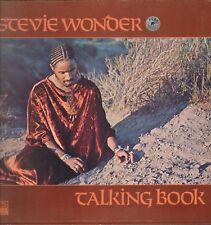 Stevie Wonder – Talking Book - Tamla Motown – TSM ST 60034/S - Ita 1973