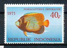 Indonesië Zonnebloem  709 postfris