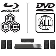 Sony Bdvn 5200WB.CEK 3D Completo multirregión Blu-ray 5.1 Home Cinema System