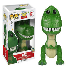 FUNKO POP MOVIE TOY STORY 4 REX Vinyl Action Figures