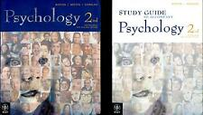 Psychology 2nd Edition Burton Westen Kowalski And Study Guide included