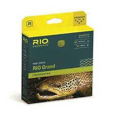 Rio Fly Fishing Freshwater Floating Fly Line WF6F 100ft. pale green/lt yellow Fr