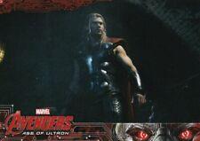 2015 Marvel Avengers Age of Ultron Sammelkarte, #80 Thor