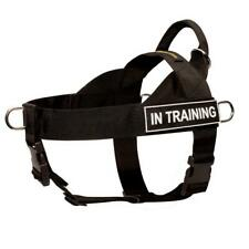 Siberian Husky Dog Harness with Handle No Pull Front Clip Dog Harness