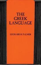 The Greek Language: By Leonard Robert Palmer