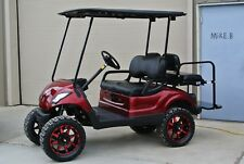 CUSTOM YAMAHA DRIVE GAS LIFTED GOLF CART Nationwide Shipping Available