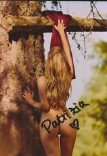 Patrizia Dinkel  original signiertes Foto 10 x 15 cm