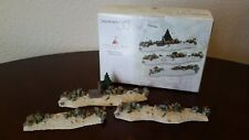 Vintage 1998 Dept. 56 Seasons Bay Collection Beach Front Set of 3 #53355