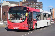 2115 BX12DFK National Express West Midlands Bus 6x4 Quality Bus Photo
