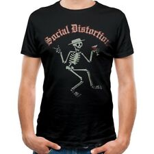 Social Distortion T-Shirt - Skelly
