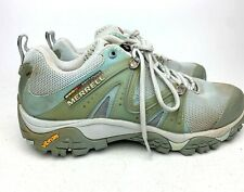 Merrell Continuum QForm Womens Hiking Shoes Size 10 with Vibram Soles