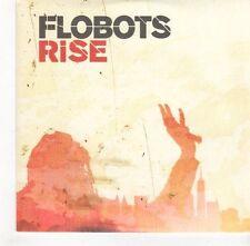 (GH670) Flobots, Rise - 2008 DJ CD