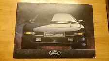 1994 Ford Probe Brochure Inc. 24V