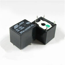 50pcs/lot SRA-12VDC-CL DIP-5 SONGLE Relay NEW