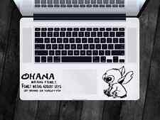 Lilo & Stitch Sticker Ohana Family Decal Apple MacBook iPad Laptop Car Window
