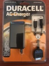 DURACELL AC CHARGER BIG-DUR152 - iPHONE iPOD KINDLE E-READERS BLACKBERRY