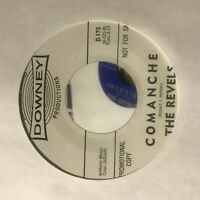 The Revels- Intoxica/Comanche- Downey 123- NM PROMO- Surf 45