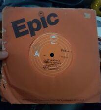 INSTANT REPLAY - Dan Hartman - 45 RPM Vinyl Record - FAST POST